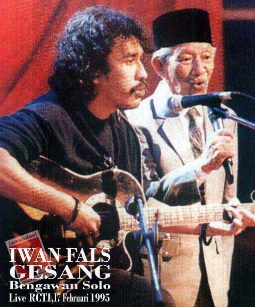 """Biografi """"Gesang"""" Sang Maestro Keroncong Indonesia"""
